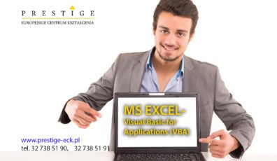 MS EXCEL – Visual Basic for Applications (VBA)