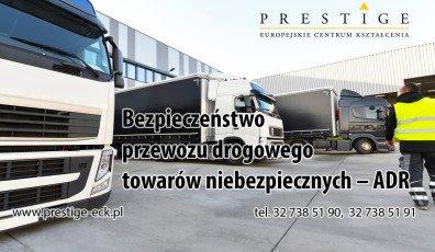 Bezpieczeństwo przewozu drogowego towarów niebezpiecznych – ADR. Warsztaty związane z wypełnianiem dokumentacji przewozowej.