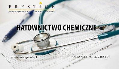 RATOWNICTWO chemiczne