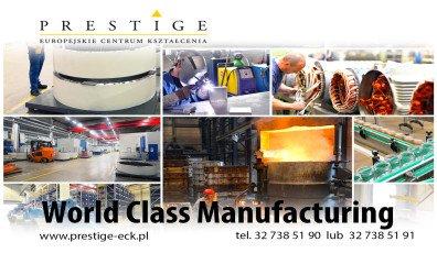 WCM  – World Class Manufacturing  klucz do sukcesu