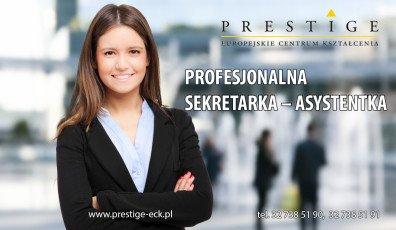 "PROFESJONALNA SEKRETARKA – ASYSTENTKA  ""Idealne biuro – kancelaria – sekretariat"""