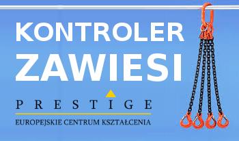 Kurs KONTROLERA ZAWIESI. Bezpieczna eksploatacja.