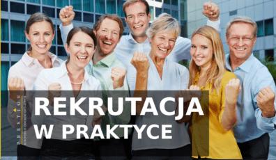 REKRUTACJA W PRAKTYCE –  kompleksowy interaktywny program