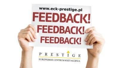 KULTURA FEEDBACKU W ZESPOLE  – warsztat wprowadzający kulturę informacji zwrotnej wśród pracowników wszystkich szczebli