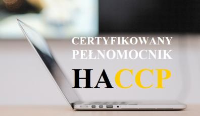 CERTYFIKOWANY PEŁNOMOCNIK HACCP -szkolenie online