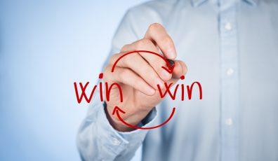 WIN TO WIN  – czyli jak budować współpracę zespołową i umacniać relacje z klientami